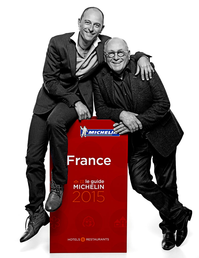 © Stéphane de Bourgies, Maxime et René Meilleur, novembre 2015.