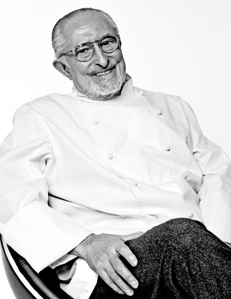 © Stéphane de Bourgies, Alain Senderens