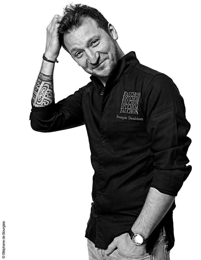 François Daubinet, mars 2018.